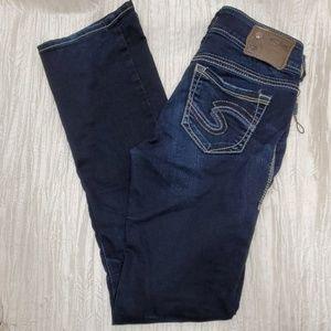 Silver Suki super stretch jeans 26X33
